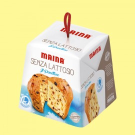 Panettone senza lattosio Maina 750 gr