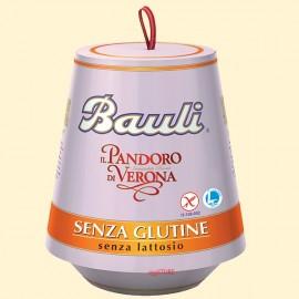 Pandoro tradizionale senza Glutine e Lattosio 500 g - Bauli
