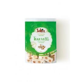"Torroncini teneri con nocciole ""Tenerelli"" Sebaste 180 gr"