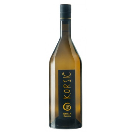 Ribolla gialla Collio D.O.C. Korsic 75 cl
