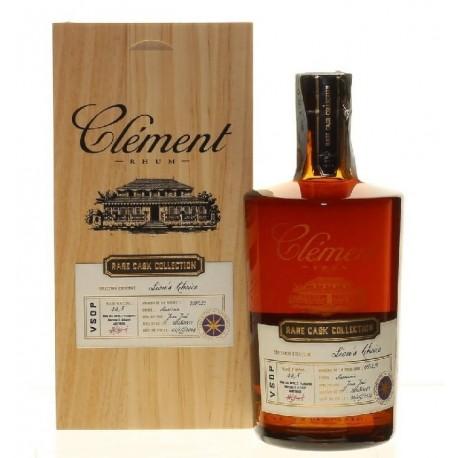 """Rum """"Rare Cask Sassicaia"""" 4 anni Clément 50 cl"""