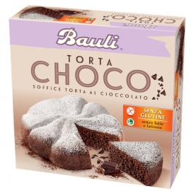 Torta Choco Bauli senza glutine e lattosio 420 gr