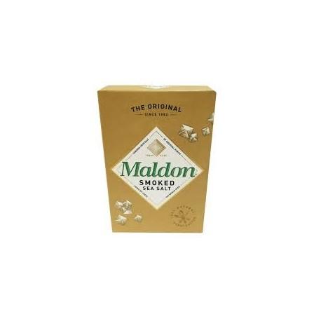 Cristalli di sale marino Affumicati Maldon 125 gr