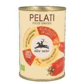 Pomodori pelati biologici 400 gr - Alce Nero
