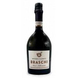 Vino Spumante di qualità brut millesimato Braschi 1949 75 cl
