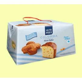 Colomba classica Senza Lattosio/glutine Nutri Free 550 gr