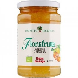 Confettura Bio Agrumi e Zeznero Fiordifrutta Rigoni di Asiago 250 gr