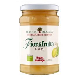 Confettura Bio limoni Fiordifrutta Rigoni di Asiago 250 gr