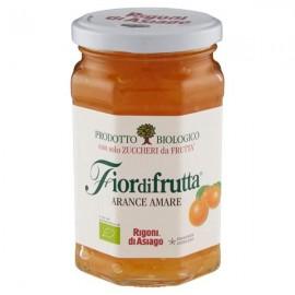 Confettura Bio arance amare Fiordifrutta Rigoni di Asiago 250 gr