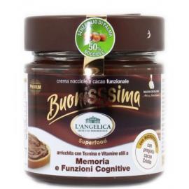 Crema Spalmabile Memoria e Funzioni Cognitive 200 gr - L'Angelica