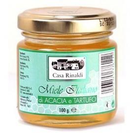 Miele di Acacia e Tartufo Casa Rinaldi 100 gr