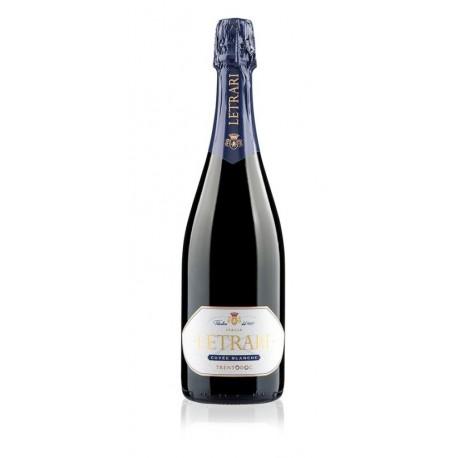 Spumante Trento d.o.c. Cuvée Blanche Letrari 75 cl