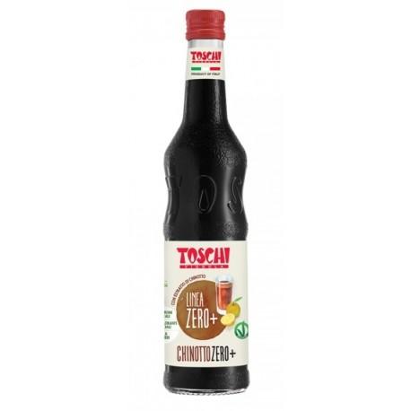 Drink Chinotto Zero+ Toschi 560 ml