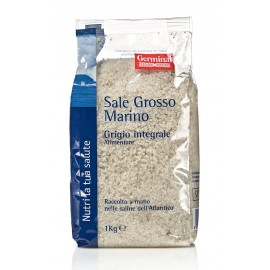 Sale grosso grigio integrale dell' Atlantico Germinal 1 kg