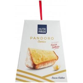 Pandoro senza glutine e lattosio Nutri Free 500 gr