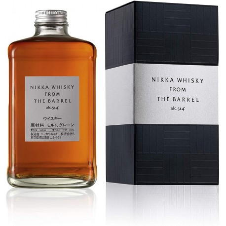 Whisky From The Barrel Nikka 50 cl