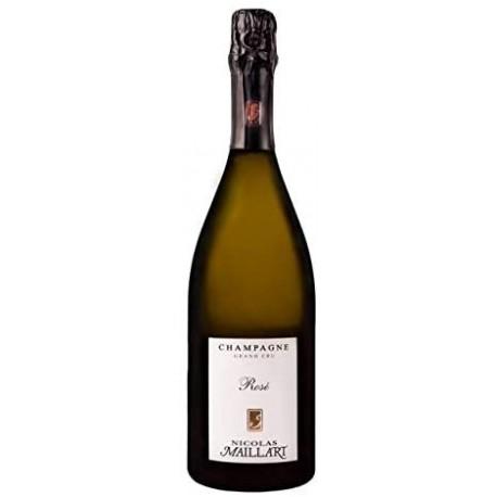 Champagne Rosé Grand Cru Maillart 75 cl