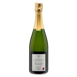 Champagne Premier Cru Dosage-Zéro Vadin-Plateau 75 cl