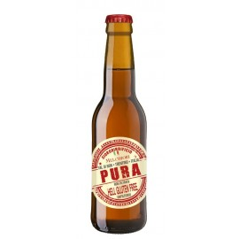 Birra Gluten Free Pura Hell 33 cl - Melchiori
