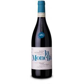 """Barbera del Monferrato Frizzante d.o.c. """"La Monella"""" Braida 75 cl"""