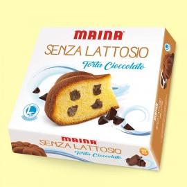Torta Cioccolato Senza Lattosio Maina 400 gr