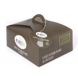 Dolce di Pasqua con cioccolata Vegano MILANOVEG 750 g