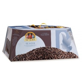 La colomba Re Noir Tre Marie 800 gr