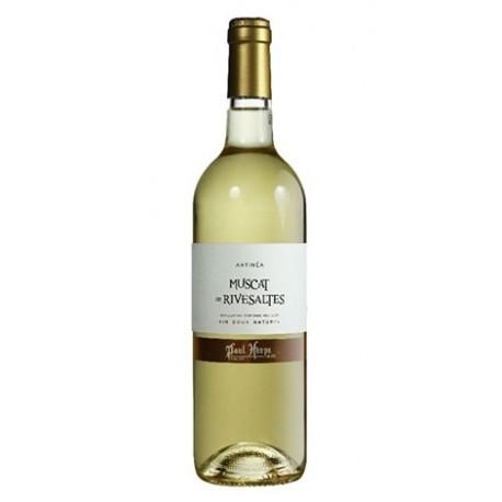 """Muscat de Rivesaltes Vin doux naturel """"Antinéa"""" Paul Herpe 75 cl"""