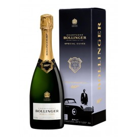 Champagne Brut Special Cuvée Versione 007 75 cl - Bollinger