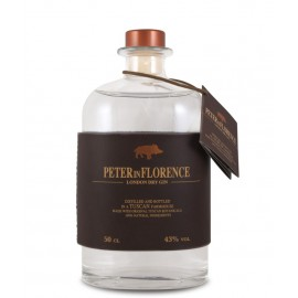 "London Dry Gin ""Peter in Florence"" 50 cl - Peter in Florence"