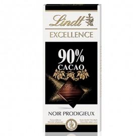 Tavoletta exellence 90% cacao 100 gr - Lindt