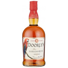 Rum Doorly's 8 anni 70 cl - Foursquare Distillery