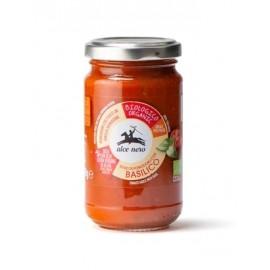 Sugo di pomodoro con basilico bio 200 gr - Alce Nero