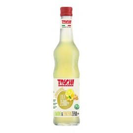 Drink Limone e Zenzero Zero+ 560 ml - Toschi