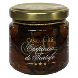 Carpaccio di tartufo nero 80 gr - Casa Rinaldi