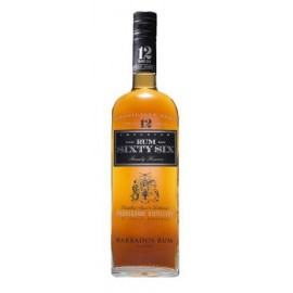 Rum Sixty Six 12 anni Family Reserve 70 cl - Foursquare Distillery