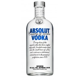 Vodka Blu 70 cl - Absolut