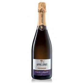 Champagne demi-sec Marie Léopold 75 cl - Apollonis