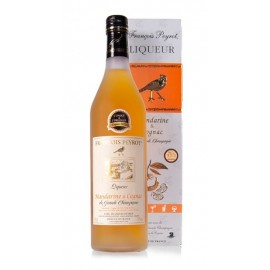 Liqueur au Cognac Mandarine 70 cl - François Peyrot
