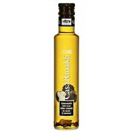 Condimento con olio extra vergine di oliva al tartufo 250 ml - Casa Rinaldi