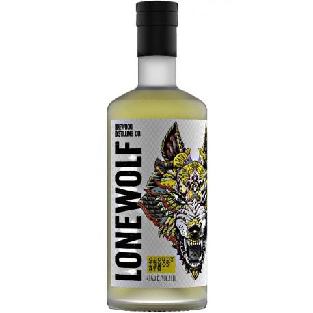 "Lonewolf ""Cloudy lemon"" Gin 70 cl - Brewdog Distilling Co."