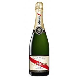 Champagne Mumm brut 75 cl - Cordon Rouge