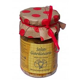 Salsa Giardiniera 330 gr - La Viazza