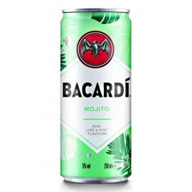 Bacardi Mojito 25 cl - Bacardi