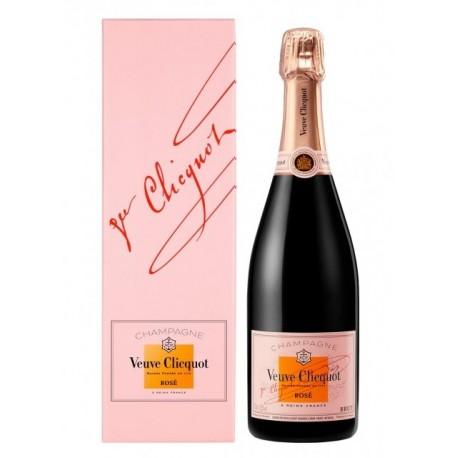 Champagne Brut Rosé 75 cl - Veuve Clicquot