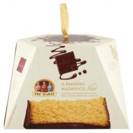 Pandoro Magnifico Noir Domori 850gr - Tre Marie
