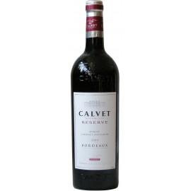 Bordeux Rouge Reserve 75 cl - Calvet